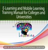 Distance Learning Training Manual Online Course Developmen