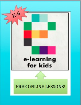 E-Learning for Kids: Free Lessons!
