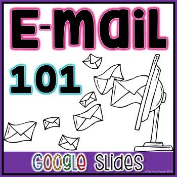 E-Mail 101 Google Slides Presentation