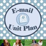 E-Mail : Teaching students email, how it works, what it is