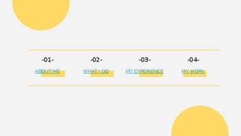 E-Portfolio Using Google Sites