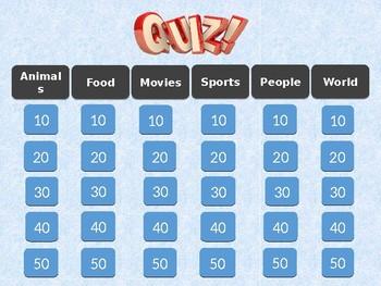 E Quiz