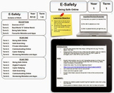 E-Safety Computing ICT Lesson Planning and Scheme of Work