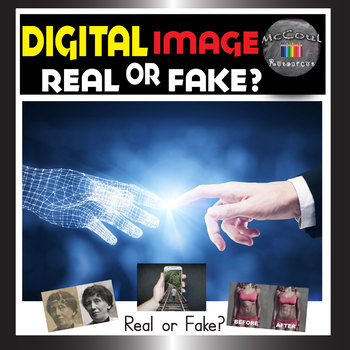 E-Safety | Digital Literacy | Real or Fake Images?