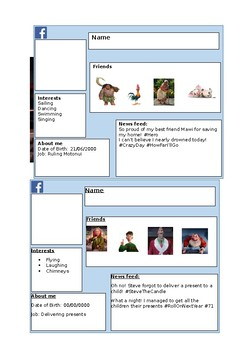 E-Safety Lesson - Keeping personal information safe (Starter Activity)