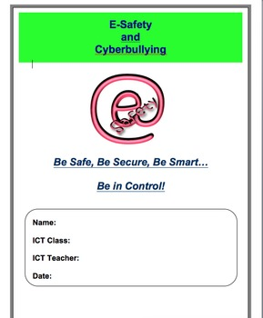 E-Safety Workbook