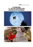 E.T Film Study Booklet