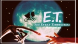E.T. The extraterrestrial Hangman Style Game PPT GAME