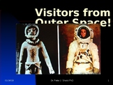 E.T - Visitors from Space.