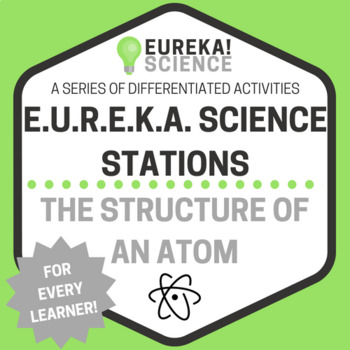 Atoms atomic structure eureka science stations lab chemistry ccuart Gallery