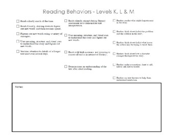 E-V Reading Behaviors