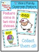 """""""E"""" Word Family Classroom Posters"""