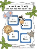 E and I, Me oh My, A word study of long and short E and I