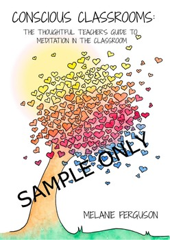 Interactive E-book: Meditation in the classroom.