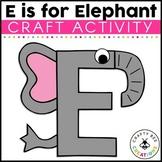 Letter E Craft {Elephant}