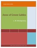E-novel: Anne of Green Gables