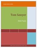 E-novel: The Adventures of Tom Sawyer