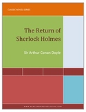 E-novel: The Return of Sherlock Holmes