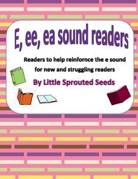 E sounds (e,ee,ea) Readers
