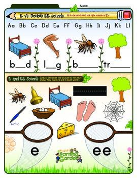 E vs EE worksheet