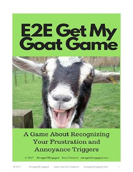 E2E Get My Goat Game