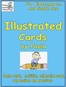 Illustrated Centre Cards K-1 E3