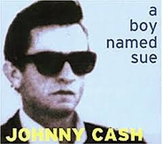 "EA Robinson: Song - ""A Boy Named Sue"" by Johnny Cash"