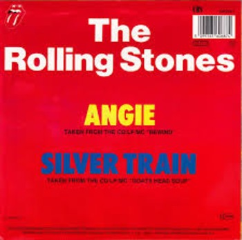 """EA Robinson: Song - """"Angie"""" by The Rolling Stones"""