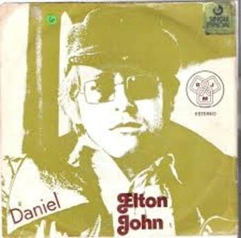 "EA Robinson: Song - ""Daniel"" by Elton John"
