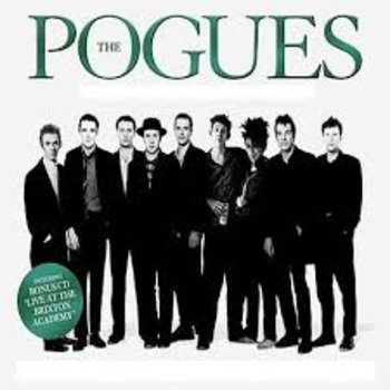 "EA Robinson: Song - ""Danny Boy"" by The Pogues"