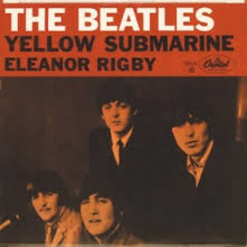 """EA Robinson: Song - """"Eleanor Rigby"""" by The Beatles"""