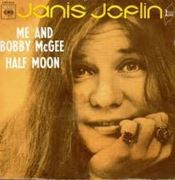"""EA Robinson: Song - """"Me and Bobby McGee"""" by Janis Joplin"""