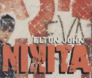 """EA Robinson: Song - """"Nikita"""" by Elton John"""