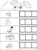 EA Vowel Buddies - Vowel Diagraphs - CVVC Word Building