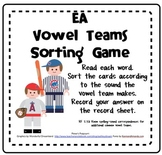 EA Vowel Teams