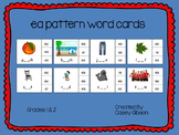 EA word cards