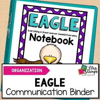 Student Binder: EAGLE Notebook