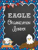 EAGLE Student Organization and Parent Communication Binder {personalize it}