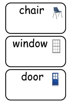 EAL/ESL/EFL Classroom signs