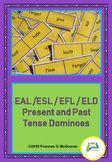 EAL/ESL/ EFL / ELD Irregular verb present and past tense d
