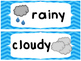 EAL/ESL Weather Vocabulary Pack