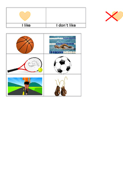 EAL Literacy Topic 13 - Sports