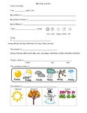 EAL / ESL / Early Years - Morning Journal
