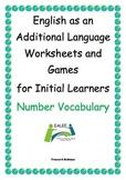 ESL / EAL / ELD / EFL Vocabulary worksheets and games for