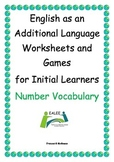 ESL / EAL / ELD / EFL Vocabulary worksheets and games for