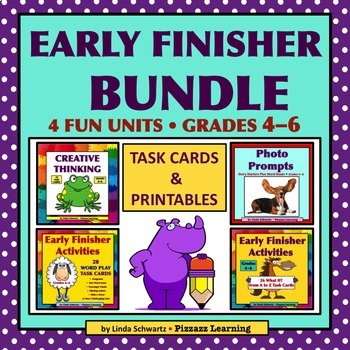 EARLY FINISHER BUNDLE   *NEW*