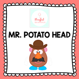 EARLY INTERVENTION MR POTATO HEAD PLAY & LEARN PLAN