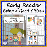 EARLY READER BUNDLE Being a Good Citizen