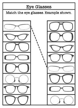 EARLY READER BUNDLE Eye Exam