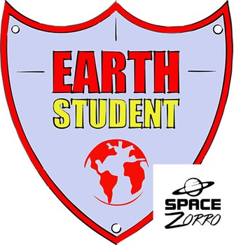 EARTH  BADGES images